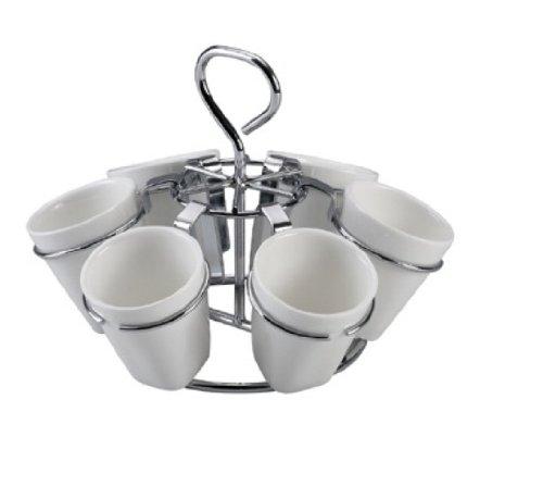 6 tasses caf porcelaine mug trends - Tasse a cafe avec support ...