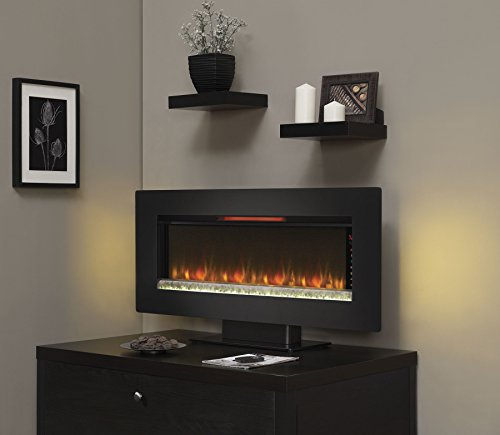 Best Buy! Classic Flame 47II100GRG Wall Hanging Fireplace