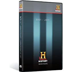 9/11 2001-2011 3pk Set