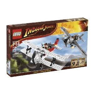 LEGO Indiana Jones Fighter Plane Attack (7198) Amazon.com