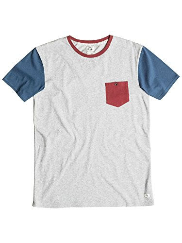 quiksilver-t-shirts-quiksilver-baic-pocket-t-shirt-light-grey-heather