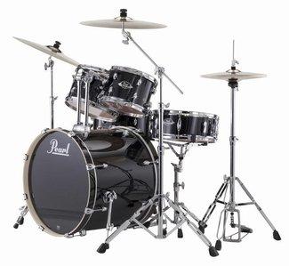 pearl-export-exx725z-c-drum-set-jet-black-31-22-10-12-16-rullante