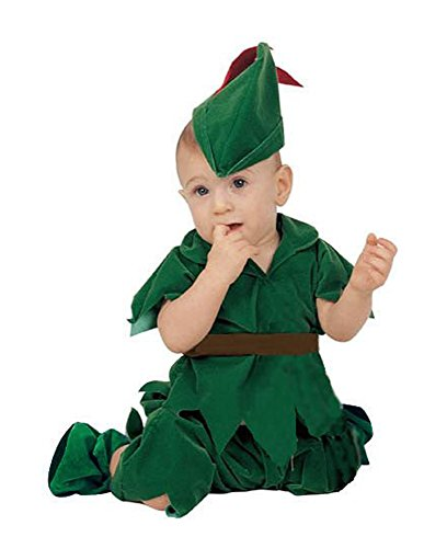 Infant Peter Pan or Robin Hood Costume (See Details for product changes)