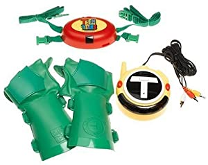 Amazon.com: Interactive Motion Activated Gear Teen Titans: Toys