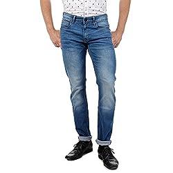 Sting Blue Slim Fit Stretchable Denim (SB3024J10N30)