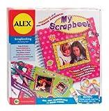 ALEX アレックス キッズ 子供 クラフト 手作り 工作 My Scrapbook スクラップブック