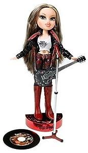 Amazon.com: Bratz Rock Angelz Doll - Cloe: Toys & Games