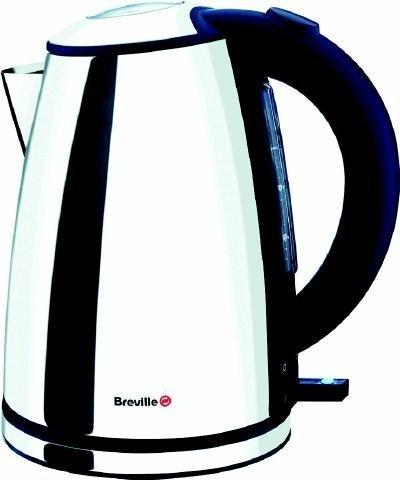 Breville VKJ472 - VKJ472 Kettle - Jug Kettle Polished Stainless Steel 1 litre by Breville