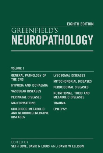 Greenfield's Neuropathology, 8th Edition (2 Volume Set & CD-ROM)