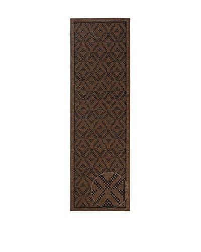 Tapis a Porter Alfombra Casa Natural Marrón 75 x 240 cm