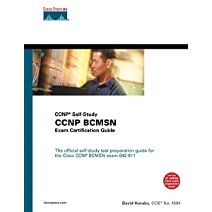 CCNP BCMSN Exam Certification Guide (CCNP Self-Study, 642-811), Second Edition