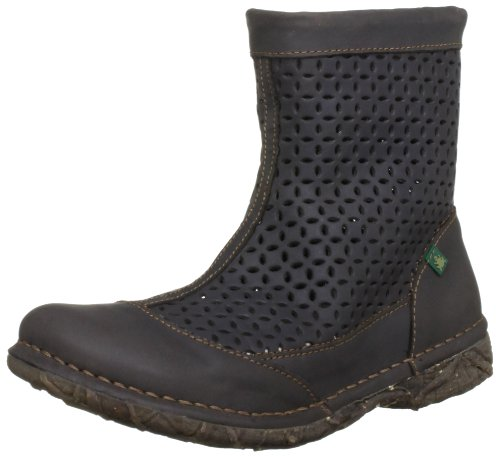 El Naturalista Women's Angkor Humo Ankle Boots N979 4 UK