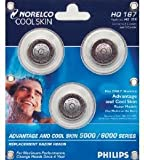 Norelco & Philips HQ167 Advantage Cool Skin shaver head