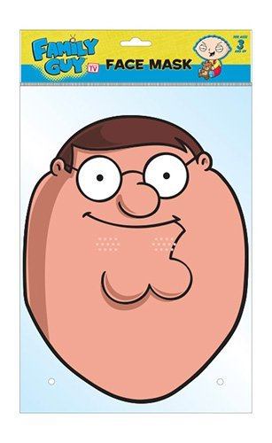 Peter Griffin - Family Guy Mask - Licensed Product