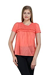 BAINY Soft Coral Top