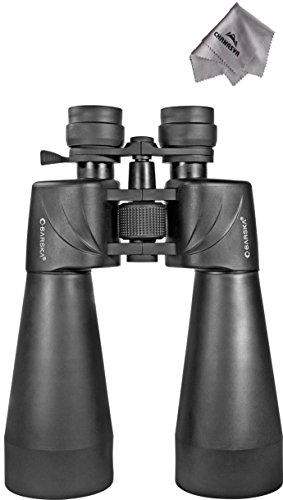 Barska Escape 12-60X70 Zoom Binoculars W/Tripod Adapter
