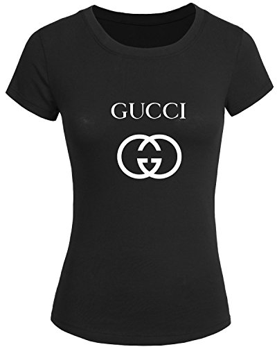 gucci-logo-for-2016-womens-printed-short-sleeve-tops-t-shirts