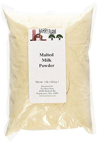 Malted Milk Powder, 1 lb. (Soda Fountain Malt compare prices)