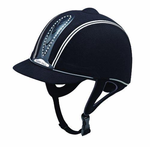 harry-hall-legend-plus-casco-da-equitazione-nero-nero-57-cm