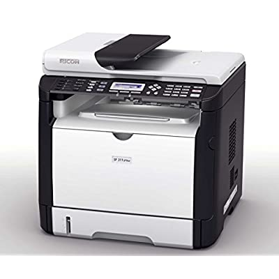 Ricoh 310SFN, Colour Scanner with ADF, FAX, Monochrome Copier cum Duplex Laser printer with Network Printing and...