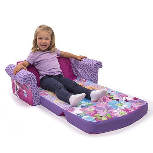 Marshmallow Furniture Disney Frozen Flip Open Sofa JungleDealsBlog.com