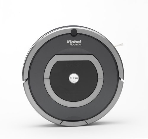 Frontansicht des Roomba 780