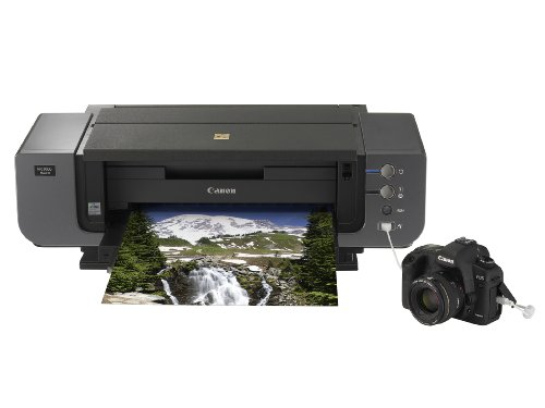 Canon PIXMA Pro9500 Professional Large Format Inkjet Photo Printer