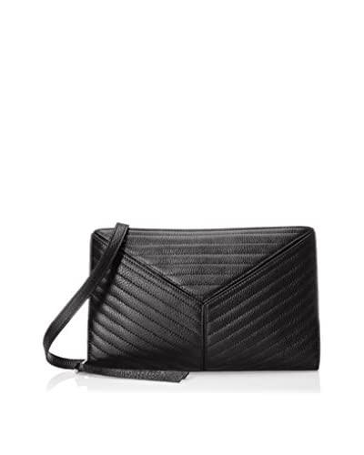 Linea Pelle Women's Gianna Cross-Body, Black