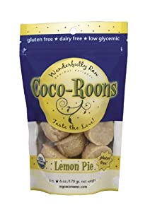 Coco-Roons Cookie, Lemon Pie, 6-Ounce