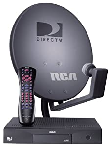 RCA DS4280RE Dual LNB DIRECTV System with Free Pro-Installation