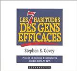 echange, troc Stephen R. Covey - Les sept habitudes des gens efficaces (livret + 2 CD)