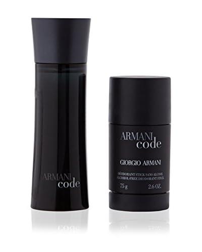 Giorgio Armani Set Eau de Toilette Hombre 2 Piezas Armani Code