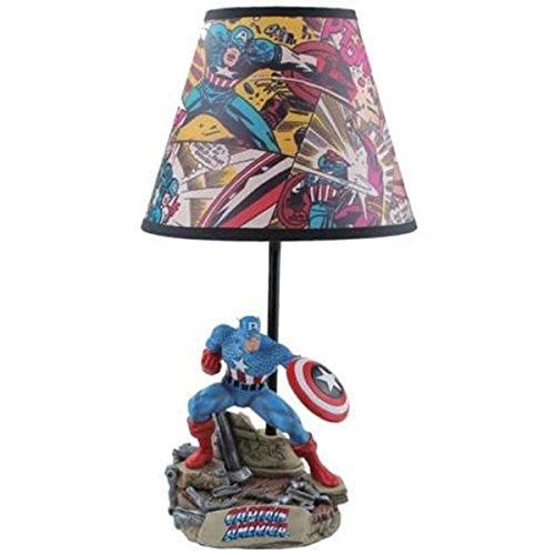 Vintage  America Table Lamp