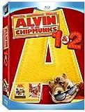 echange, troc Alvin et les Chipmunks 1 & 2 [Blu-ray]