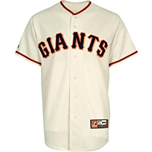 Majestic Athletic San Francisco Giants Will Clark Replica Home Jersey by Majestic Athletic
