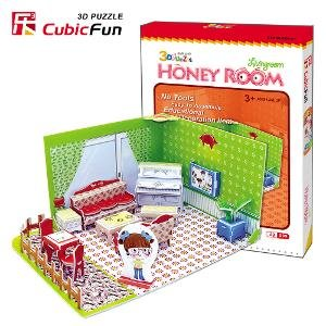 Honey Room-Livingroom - C051-01h