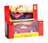 Shell V-Power Model Car Ferrari F40 With Motor Sound and Pull Back Function - 1:38