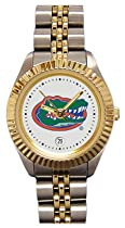 Florida Gators- (University of) Ladies Executive Stainless Steel Sports Watch