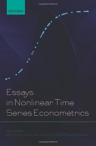 Essays in Nonlinear Time Series EconometricsFrom Oxford University Press