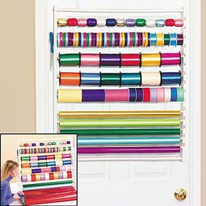 RIBBON AND WRAP ORGANIZER