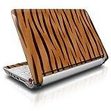 Tiger Stripes Design Skin Decal Sticker for Acer (Aspire ONE) 8.9-inch Netbook Laptop