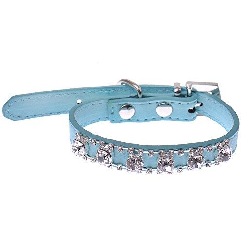 Artikelbild: Haustier einstellbar Hunde Katze halsband Halskette Halsband in 4 Farben K6A-10