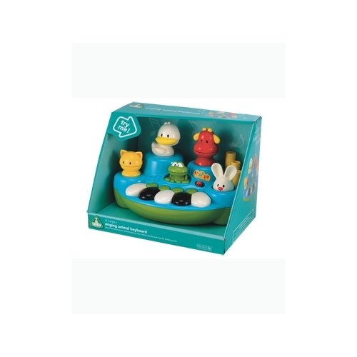 ELC Singing Animal Keyboard - 1