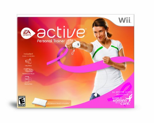 Ea Sports Active: Susan G Komen Breast Cancer Awareness Edition