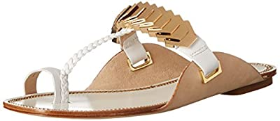 Rachel Zoe Women's Ida Toe Ring Sandal by Rachel Zoe