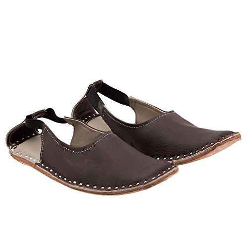 Ridhi Sidhi Ridhi Sidhi Men's Brown Flats