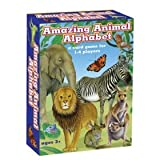 414Wi4wxxcL. SL160  Amazing Animal Alphabet Game