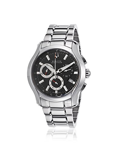 Accutron by Bulova Men's 63B141 Stratford Stainless Steel Watch