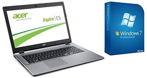 NOTEBOOK ACER E5-771 ~ 8GB RAM
