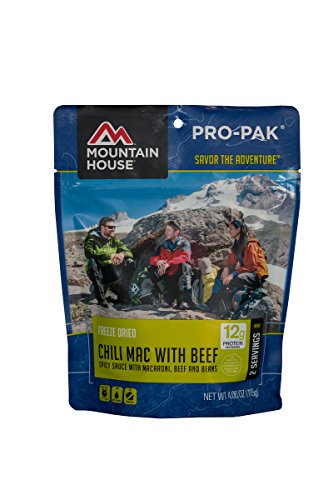 Mountain House Chili Mac with Beef Pro-Pak (Emergency Dry Food compare prices)